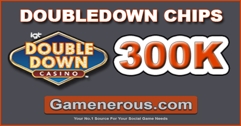 Promo code for doubledown casino chips