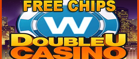 double u casino free chips page
